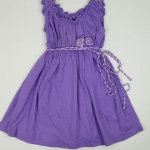 Chaps Purple Sundress